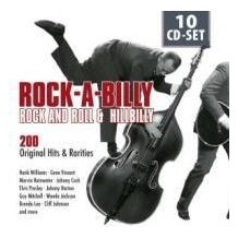 Rock-A-Billy,Rock and Roll & Hillibilly, CD