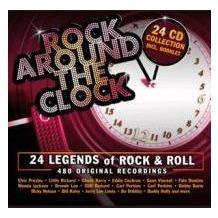 Rock around the clock, CD