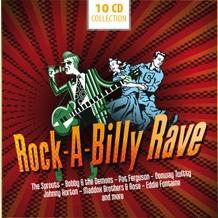 Rockabilly Rave-200 Original Recordings, CD