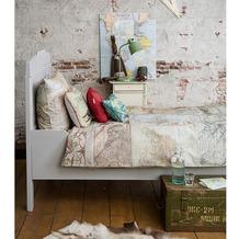 Room Seven Bettwäsche R7 Old Map bunt 135x200 cm