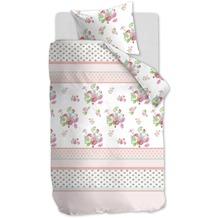 Room Seven Rosy Bettwäsche - Pink 135x200+80x80 cm