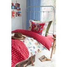 Room Seven Seven Star Überwurf / Rot 180x260 cm