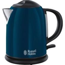 Russell Hobbs Colours Royal Blue Kompakt-Wasserkocher, Blau