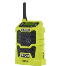 Ryobi Akku-Bluetooth-Radio R18R-0