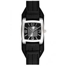 s.Oliver Damen-Armbanduhr SO-1709-LQ schwarz