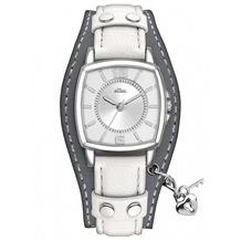 s.Oliver Damen-Armbanduhr SO-2383-LQ silber
