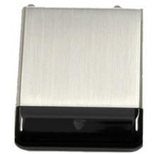 Samsung Akkufachdeckel für SGH-F480, ice silver