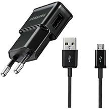 Samsung ETA0U80E / ETA0U81E - Netzteil/Ladekabel/Ladegerät - Micro USB - Schwarz - 1.000mAh