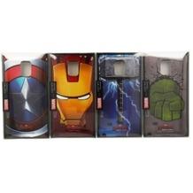Samsung Faceplate Bundle Marvels The Avengers für Galaxy Note 4