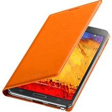 Samsung Flip Wallet EF-WN900B für Galaxy Note 3, wild orange