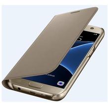 Samsung Flip Wallet für Galaxy S7, gold