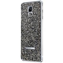 Samsung Galaxy Note 4 SVAROWSKI-Akkudeckel, cosmic silber