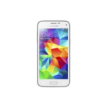 Samsung Galaxy S5 mini, shimmery white