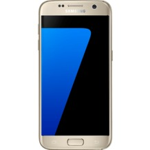 Samsung Galaxy S7, gold-platinum