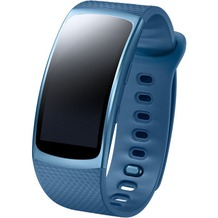 Samsung Gear Fit2 - Small (125 bis 170mm) - blue