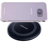 Samsung Starter-Kit - induktive Dockingstation + Clear Cover - Galaxy S6 Edge - Schwarz