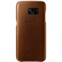 Samsung Leder Cover für Galaxy S7, brown
