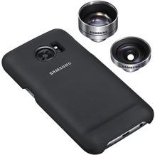 Samsung Lens Cover für Galaxy S7 edge, black