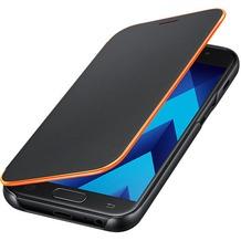 Samsung Neon Flip Cover für A320F Galaxy A3 (2017) - black