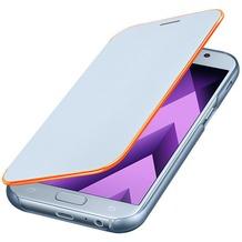 Samsung Neon Flip Cover für A520F Galaxy A5 (2017) - blue