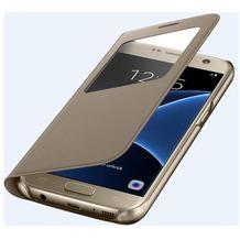 Samsung S View Cover für Galaxy S7, gold