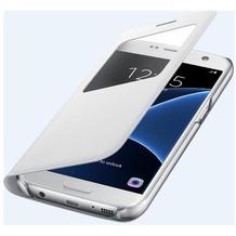 Samsung S View Cover für Galaxy S7, white