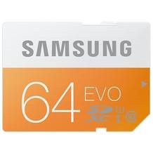 Samsung SDXC Karte 64GB EVO Class 10