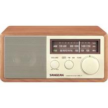 Sangean Radio WR-11, walnuss