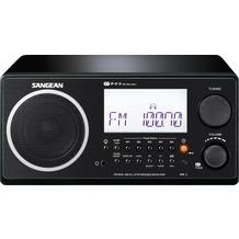 Sangean Radio WR-2, schwarz