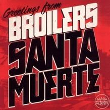Santa Muerte, CD