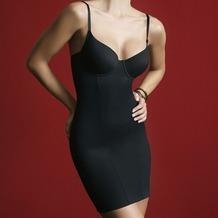 Sassa Selection Long Shirt m. Einl. vorgeformt schwarz 75B