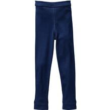 Schiesser Hose Lang Uni-Wäsche dunkelblau 104
