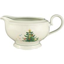 Seltmann Weiden Sauciere Marie Luise Weihnachten 43607 bunt, grün