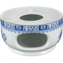 Seltmann Weiden Stövchen Dorothea China Blau 24800 blau, gold