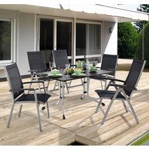 gartentisch mit 140 cm l nge. Black Bedroom Furniture Sets. Home Design Ideas