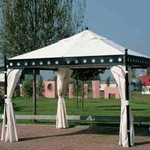 Siena Garden Ersatzdach zu Pavillon Korfu, natur, 350x350