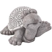 Siena Garden Figur Schildkröte 24cm Kunstharz