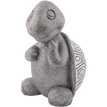 Siena Garden Figur Schildkröte 42,2cm Kunstharz