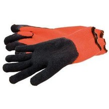 Siena Garden Handschuh Thermostar XL10 Baumwolle fluo/Nitril