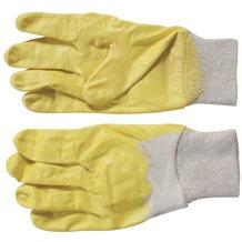 Siena Garden Handschuh Yellow Nitril Bw, 3/4 Nitril, Gr. 10