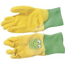 Siena Garden Kinderhandschuh Froggy Baumwolle, Latex, Gr.5