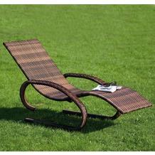 Siena Garden Swingliege Rio, Gardino®-Geflecht, L 156 x B 72 x H 87 cm
