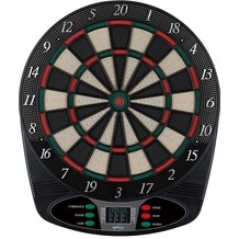 "Solex Sports Electronic Dart ""Classic"" 8 Player, 6 Soft Darts, 24 Tips"
