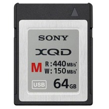 Sony 64 GB - XQD Karte, M-Series