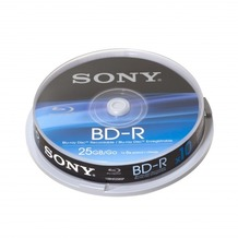 Sony BD-R 25GB Sony 6x 10er Cakebox