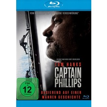 Sony Pictures Captain Phillips, Blu-ray