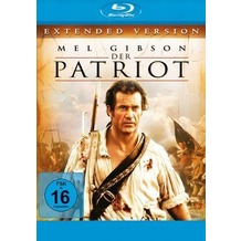 Sony Pictures Der Patriot (Extended Version) Blu-ray