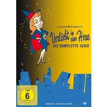 Sony Pictures Verliebt in eine Hexe (Die komplette Serie) DVD