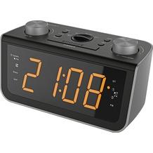 Soundmaster FUR5005 - UKW PLL-Uhrenradio mit Jumbo Display und automatischer Uhrzeiteinstellung