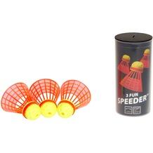 Speedminton 3er Speeder® FUN Tube 12 x 6 cm